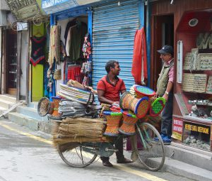 Kathmandu – Thamel Declared 'No-Go Zone' for Vehicles