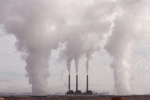 Global Atmospheric CO2 Levels Hit Record High