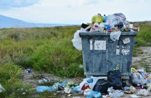 Scientists hope new enzyme will 'eat' plastic pollution