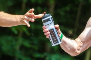 If you drink bottled water, you could double how many microplastic particles you ingest