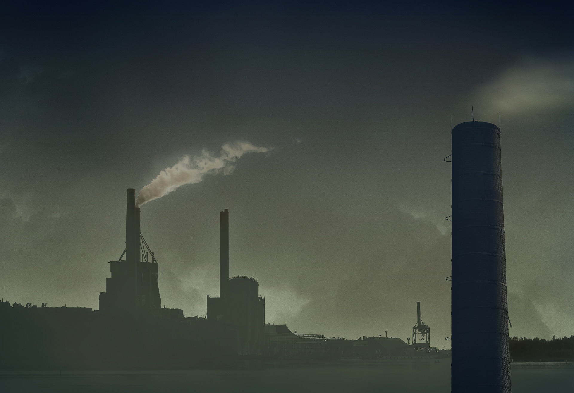 New Research Links Air Pollution to Higher Coronavirus Death Rates